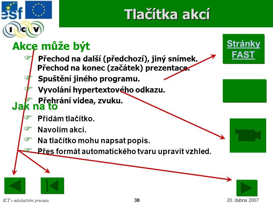 ICT v edukačním procesu3820.