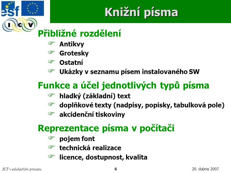 ICT v edukačním procesu620.