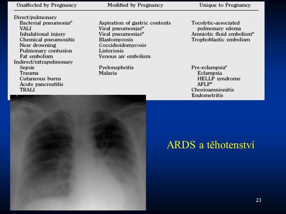 200821 ARDS a těhotenství