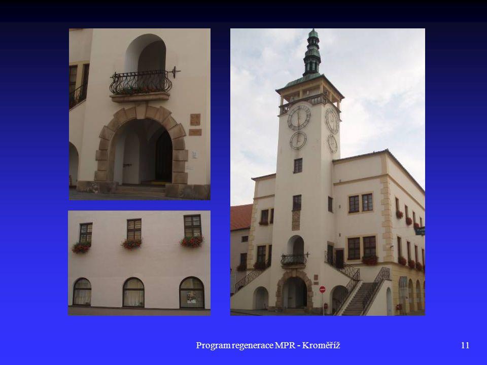 Program regenerace MPR - Kroměříž11