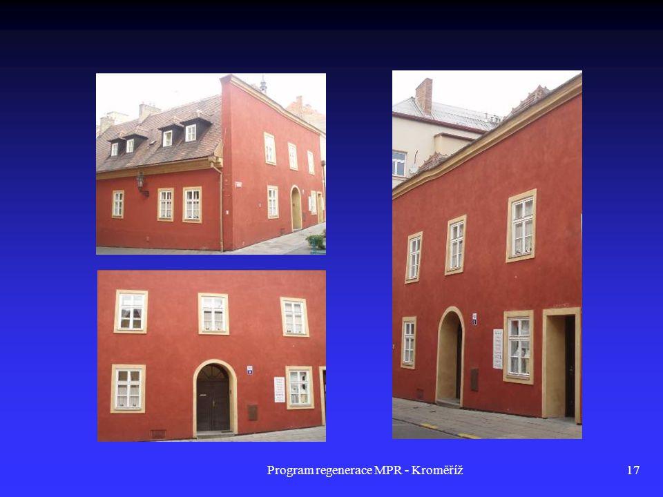 Program regenerace MPR - Kroměříž17