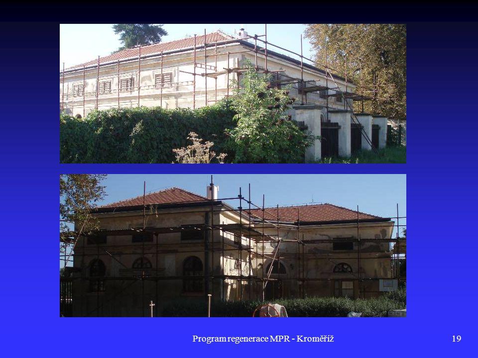 Program regenerace MPR - Kroměříž19