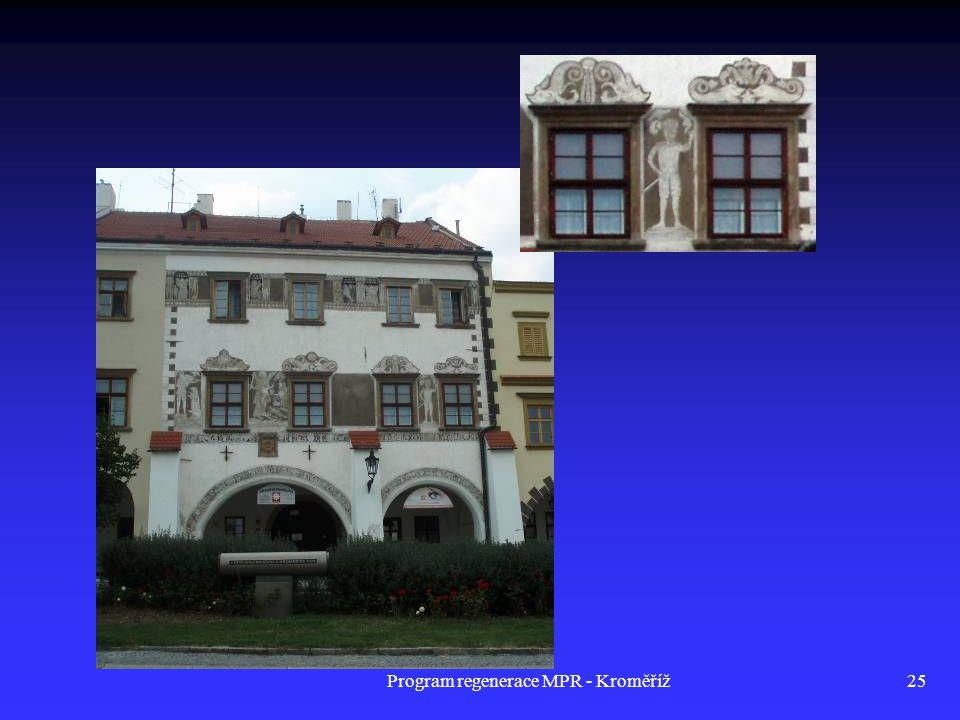 Program regenerace MPR - Kroměříž25