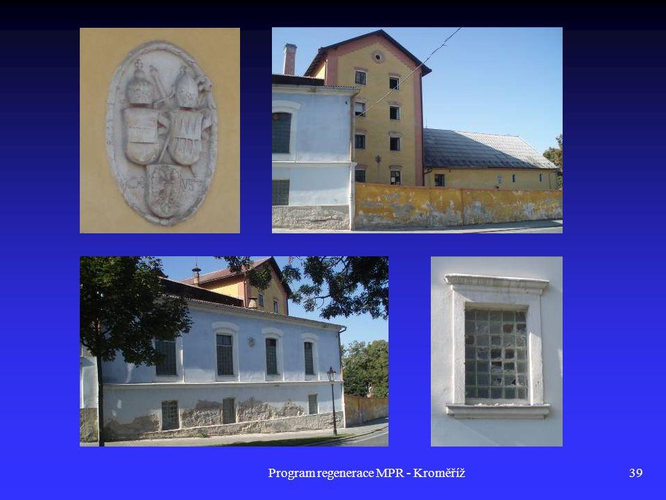 Program regenerace MPR - Kroměříž39