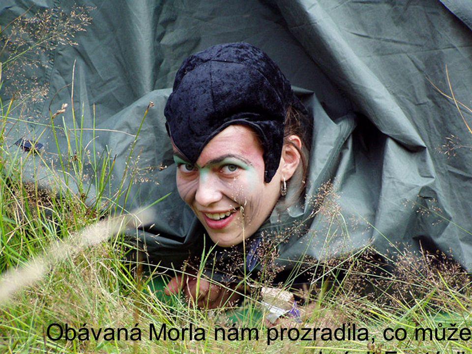 Obávaná Morla nám prozradila, co může zachránit Fantázii.