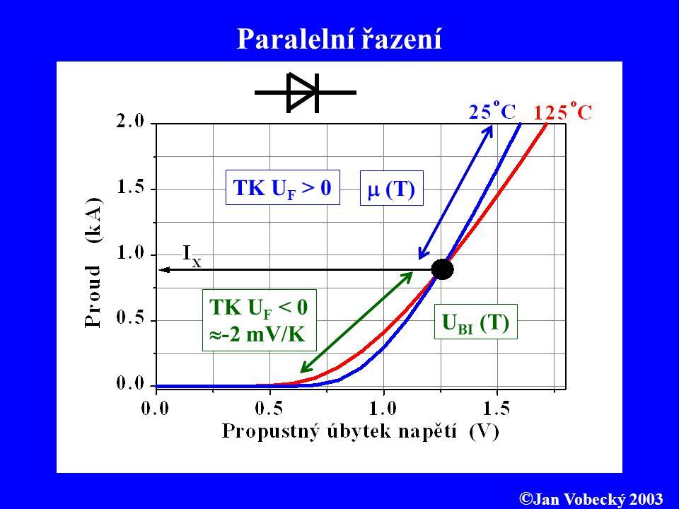 © Jan Vobecký 2003 Easy paralleling ?