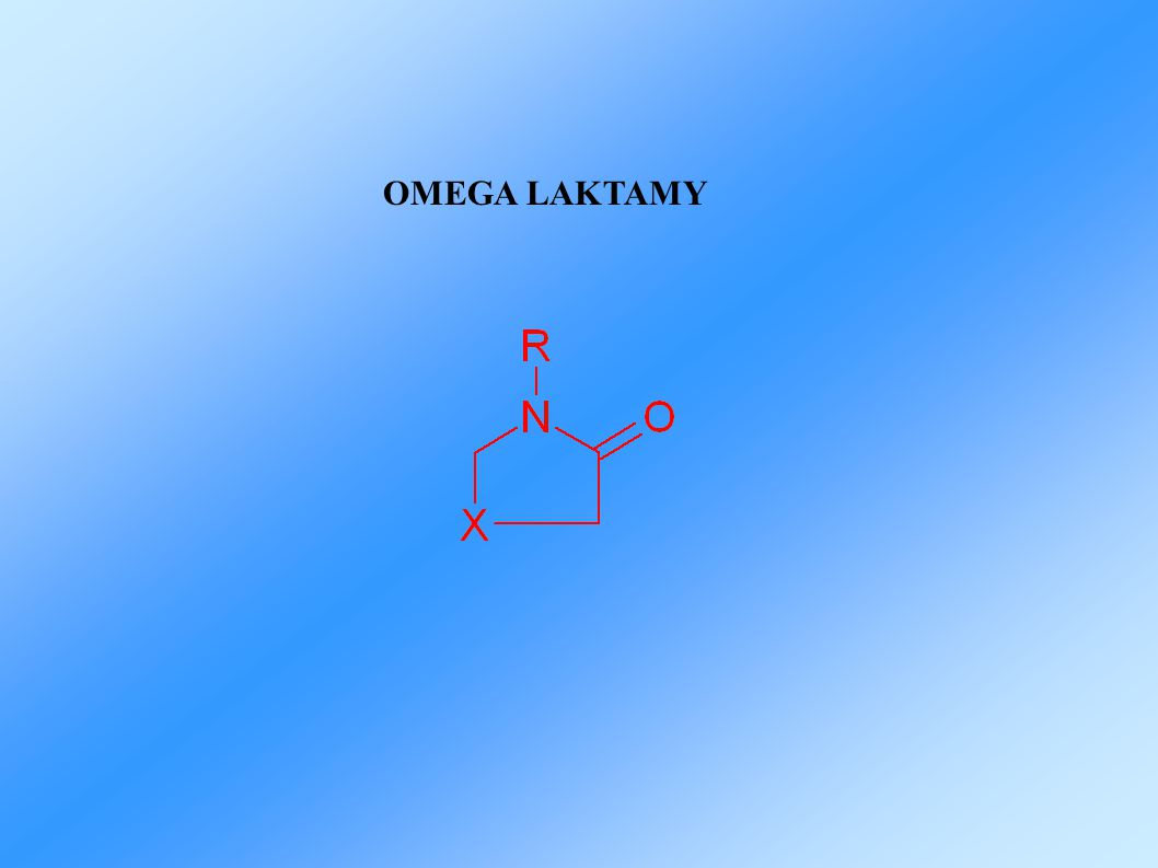 Kognitivní enhancery : • deriváty 2-pyrrolidininonu - racetamy • ostatní Antiepileptika: • deriváty pyrimidinu • hydantoiny • oxazolidindiony a pyrrolidindiony • antikonvulziva jiných struktur