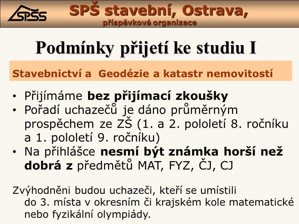 SPŠ stavební, Ostrava, příspěvková organizace Měřící přístroje ve škole
