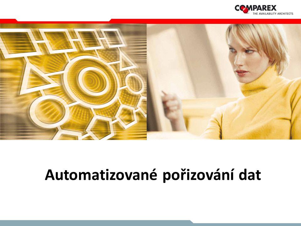 COMPAREX - historie  1987 Založení společnosti COMPAREX Informationssysteme GmbH jako Joint- Venture firem BASF a Siemens  1991 COMPAREX se stává 100% BASF subsidiary  1995 Založení dceřiné společnosti COMPAREX Informační systémy spol.s.r.o.
