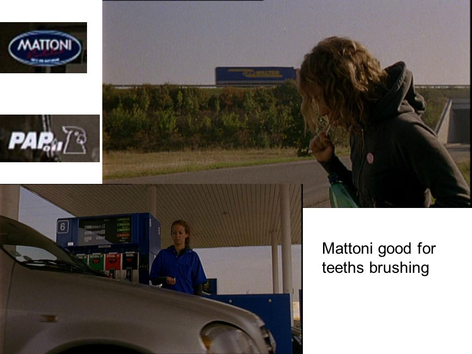 Mattoni good for teeths brushing