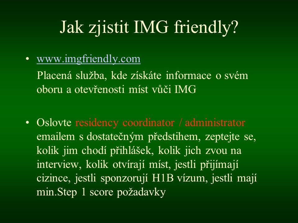 Jak zjistit IMG friendly.