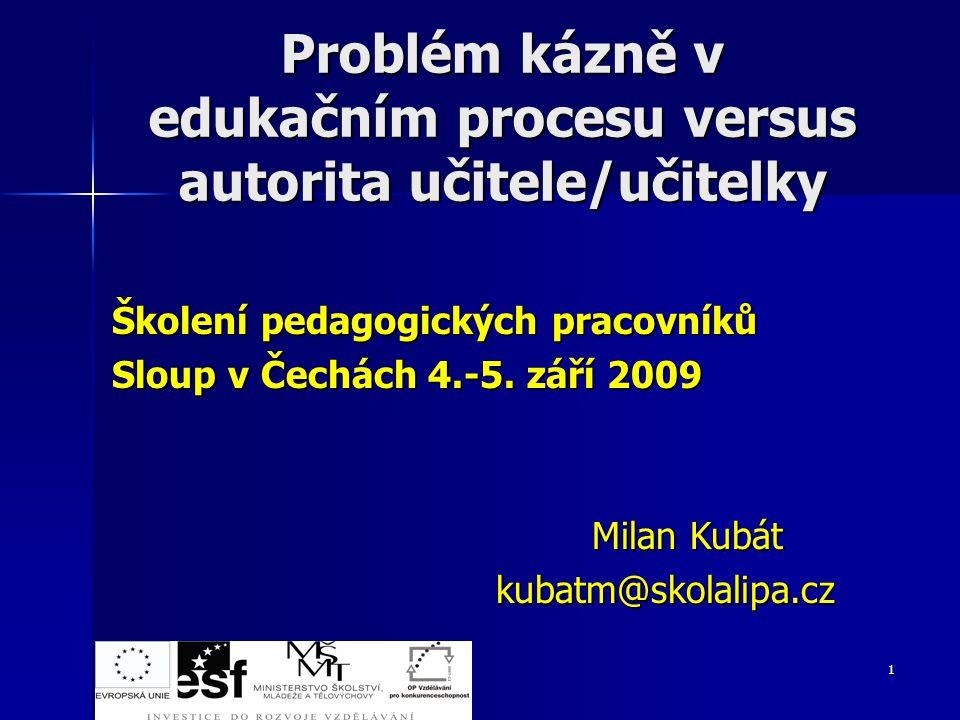 2 kubatm@skolalipa.cz Děkuji za pozornost 