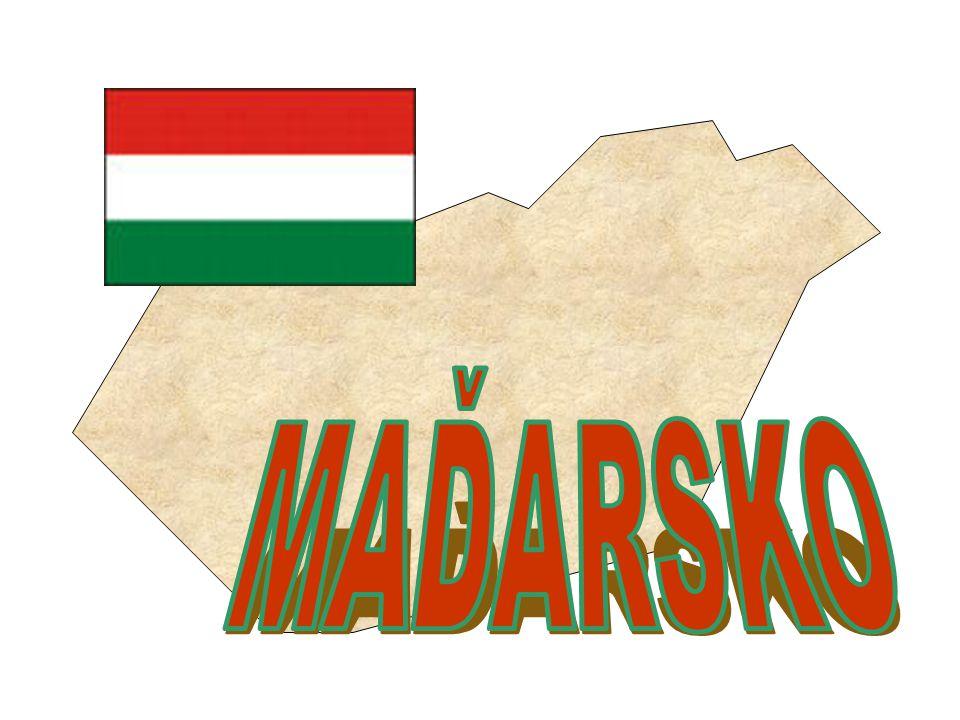 Maďarsko leží ve ………….Evropě. Jeho podnebí je oproti našemu ………… a ………..