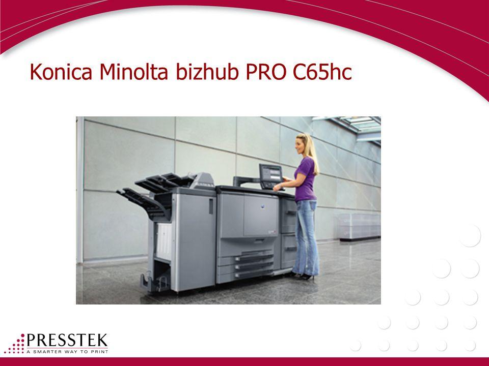 Konica Minolta bizhub PRO C65hc