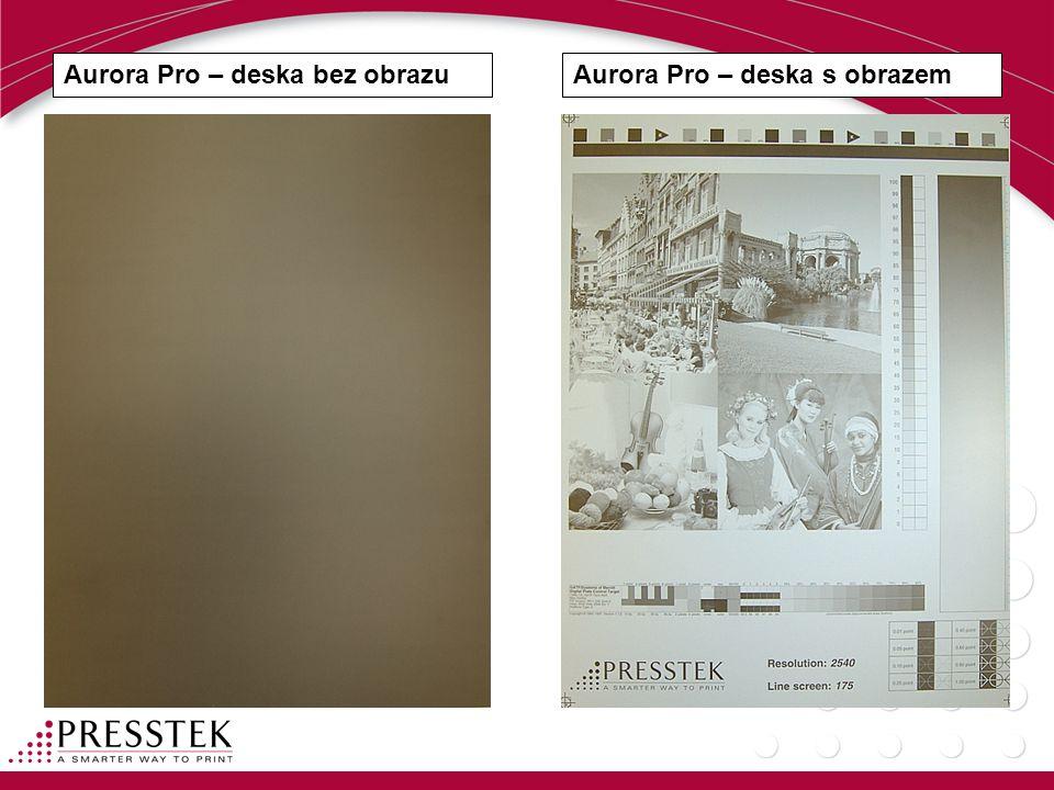 Aurora Pro – deska bez obrazuAurora Pro – deska s obrazem