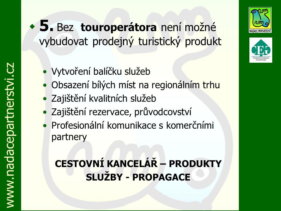 www.nadacepartnerstvi.cz w 6.