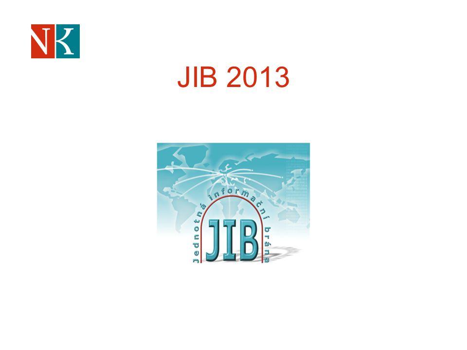 Portál Jednotná informační brána http://www.jib.cz umožňuje uživatelům v celonárodním měřítku využívat z jednoho místa a jedním vyhledávacím rozhraním různé české a zahraniční informační zdroje: katalogy knihoven, souborné katalogy, plnotextové databáze, atd.