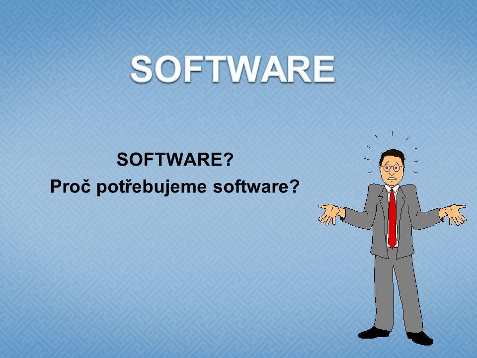  základní programové vybavení počítače  v činnosti od spuštění PC až do vypnutí  zajišťuje stabilní rozhraní pro další aplikace, ovládání počítače  přiděluje systémové zdroje (  jádro)  stavba  hlavní část – jádro (kernel)  systémové nástroje