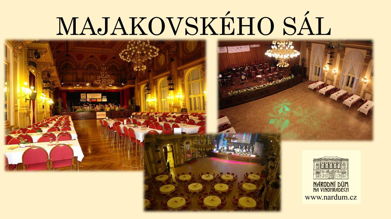 MAJAKOVSKÉHO SÁL
