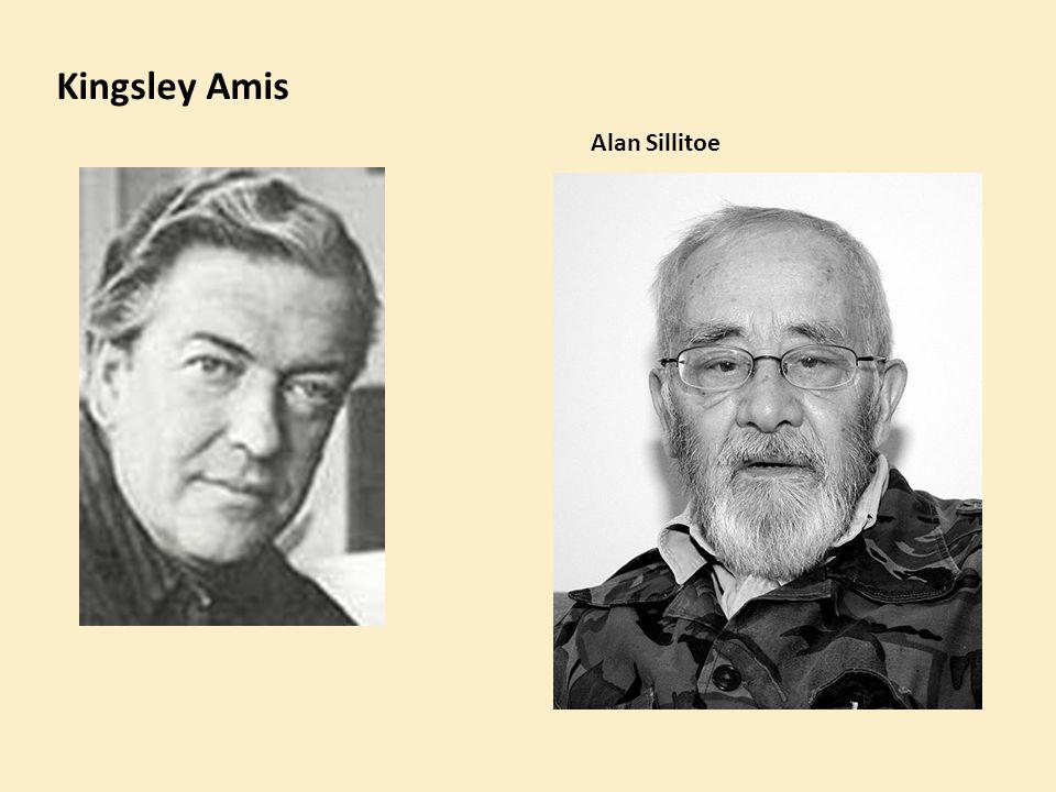 Kingsley Amis Alan Sillitoe