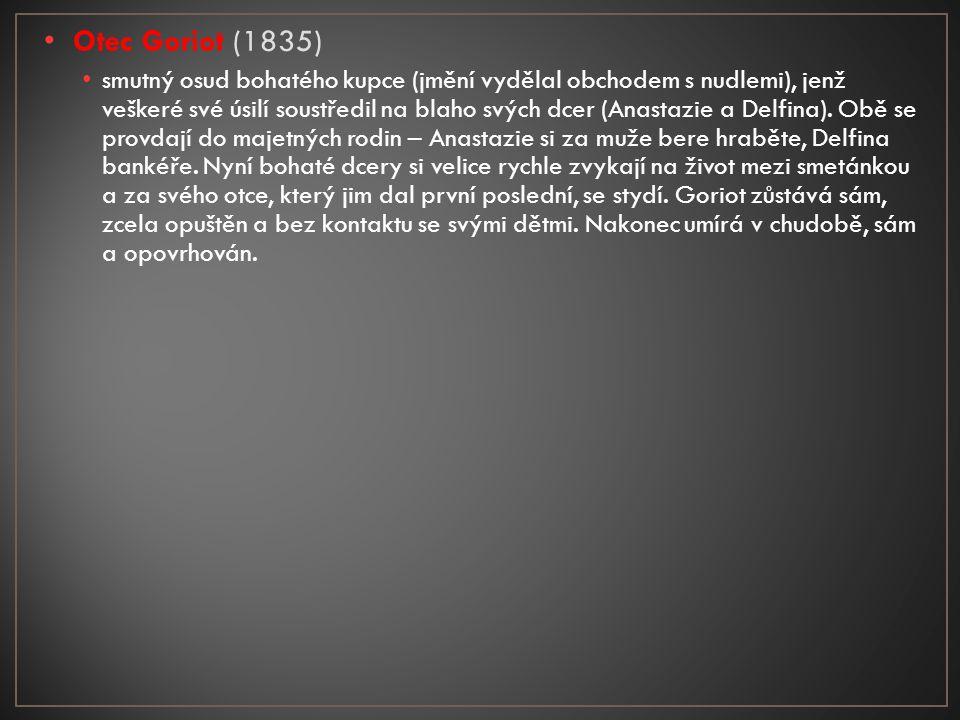 • Obrázky: • Honoré de Balzac.In: Wikipedia: the free encyclopedia [online].