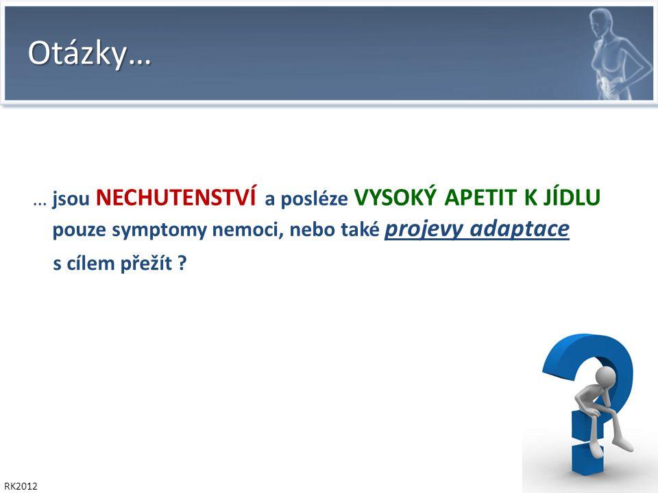 Nerobustnější důkaz… RK2012 PRO Permisivní underfeeding RK2012 N Engl J Med 2011; 365:506-517