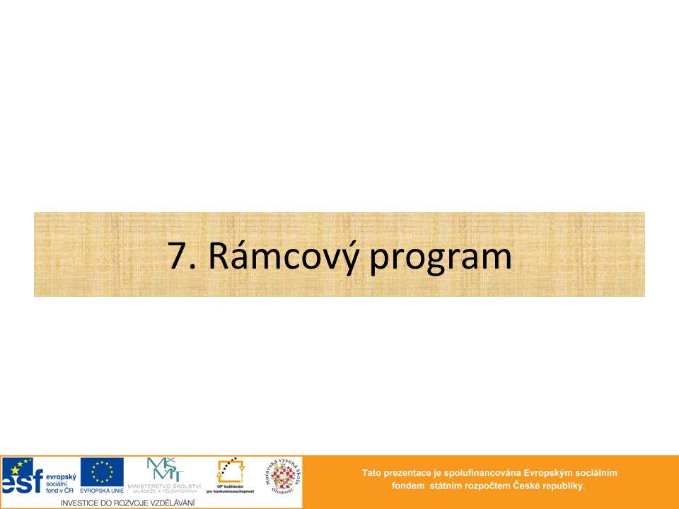 """Minimální podmínka účasti • U většiny projektů je stanovena podmínka minimální účasti 3 týmů ze 3 různých členských států EU nebo asociovaných států * – Členské státy: EU 27 – Asociované státy k 7.RP: Norsko, Island, Lichtenštejnsko, Izrael, Švýcarsko, Turecko, Chorvatsko, Srbsko a Makedonie • Podporována je účast partnerů ze třetích zemí – ICPC (International Cooperation Partner Countries) • za stejných podmínek jako čl.st., ale musí být splněna podmínka minimální účasti ostatní (""""průmyslově vyspělé země ) –bez příspěvku EU (finance z EU se přidělují ve výjimečných případech) * existují ale výjimky pro určité typy projektů (určeno ve výzvě)"""
