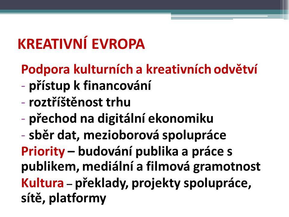"""MEDIA 1991 – opatření na rozvoj audiovizuálního průmyslu 34 členských států: EU + EHS, Malta, Kypr, Switzerland, Lichtenstein, Croatia, Bulgaria, Romania, BaH, Černá hora nově: """"sousedící země"""