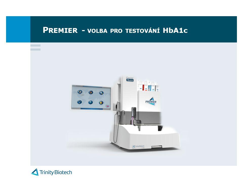 Premier Hb9210: v centru managementu diabetu