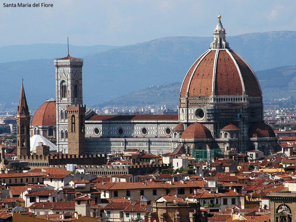 Filippo Brunelleschi – Kaple Pazziů