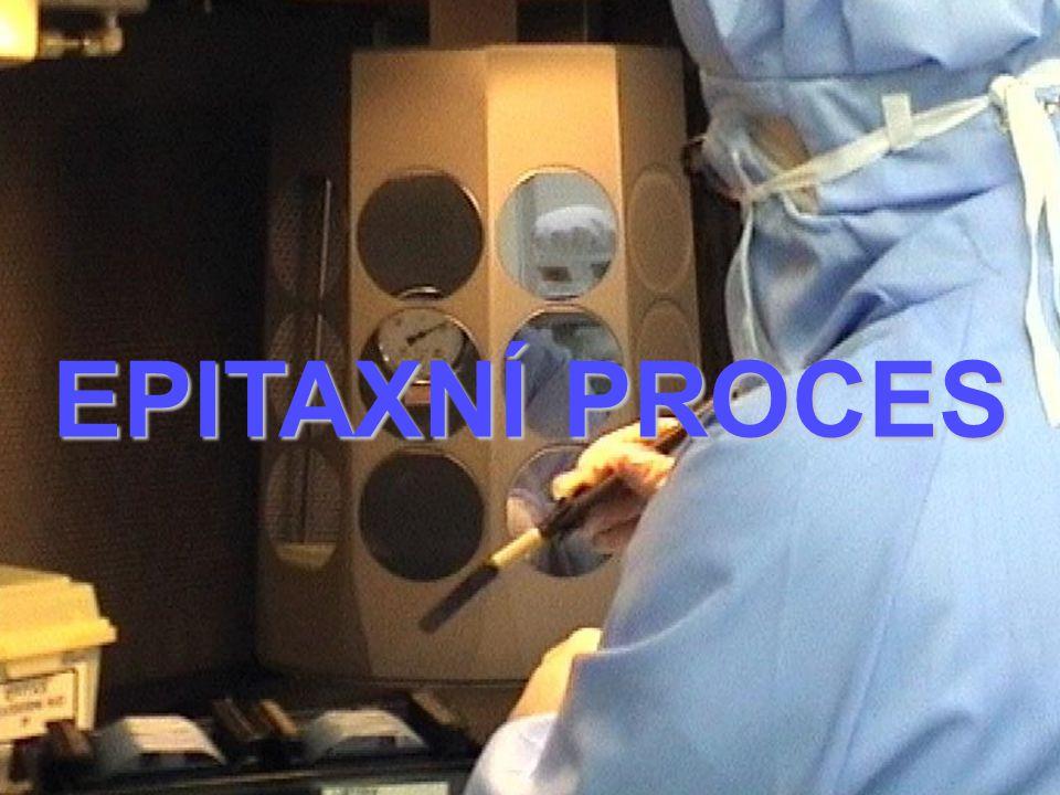 Epi proces1 Titul EPITAXNÍ PROCES