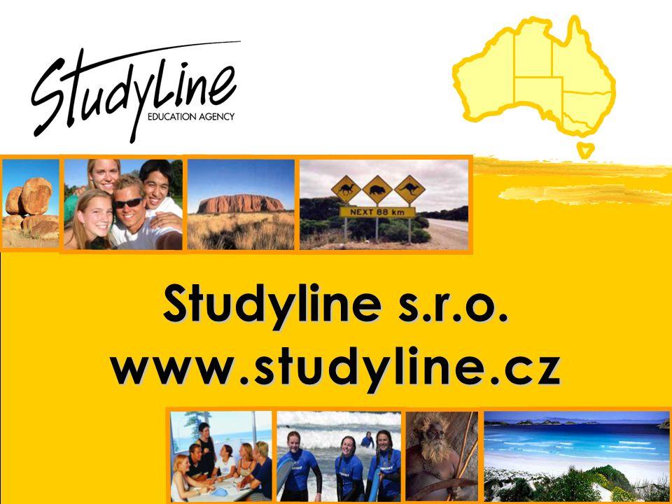 Studyline s.r.o. www.studyline.cz