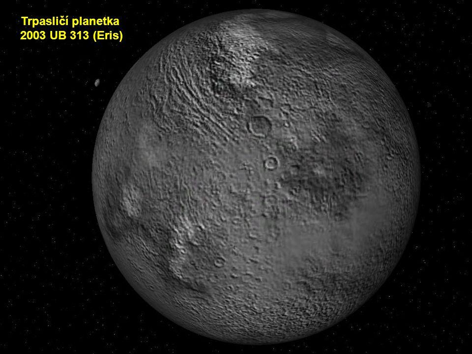 Aktuální poloha Voyageru 1 (102 A-U)