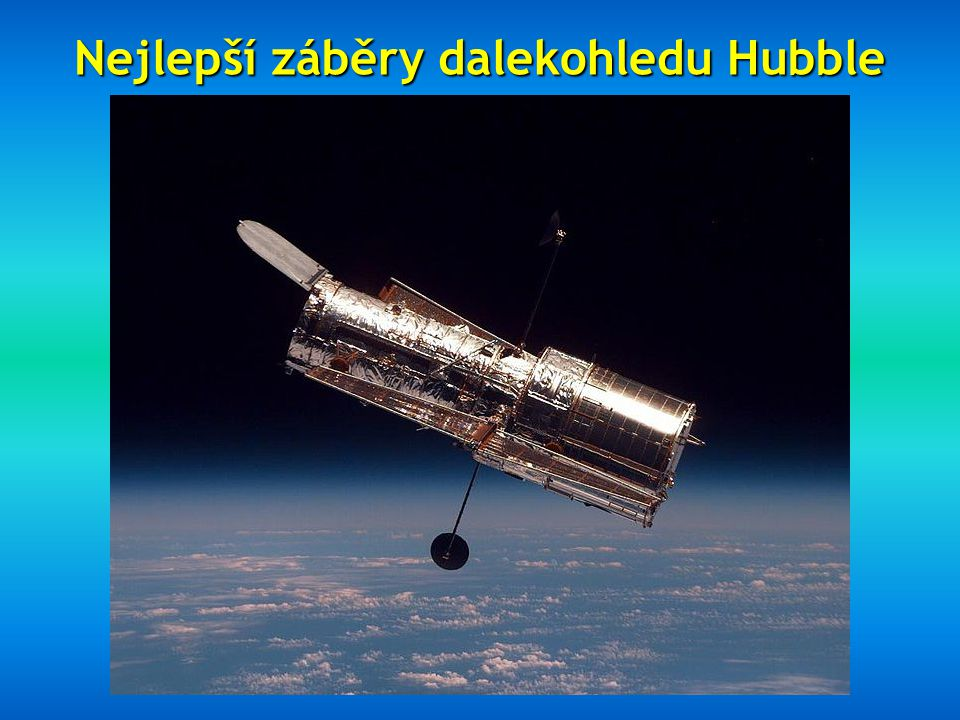 Pohled na Zemi z ISS Pohled na Zemi z ISS