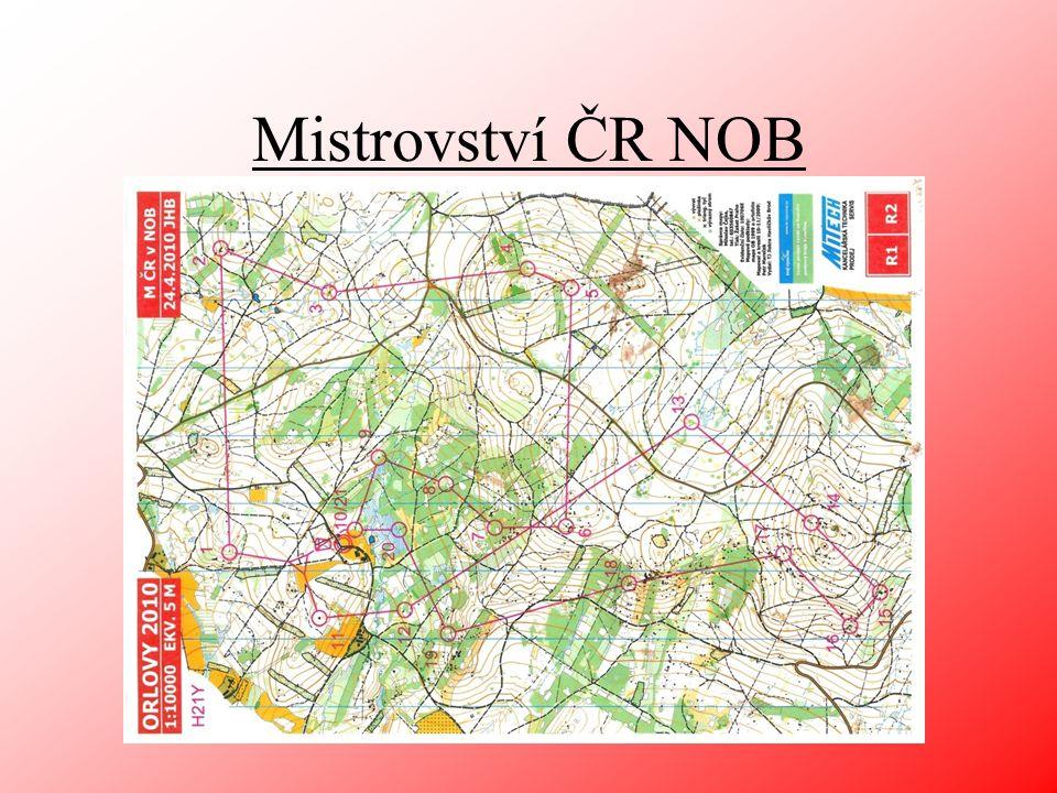 Mistrovství ČR NOB
