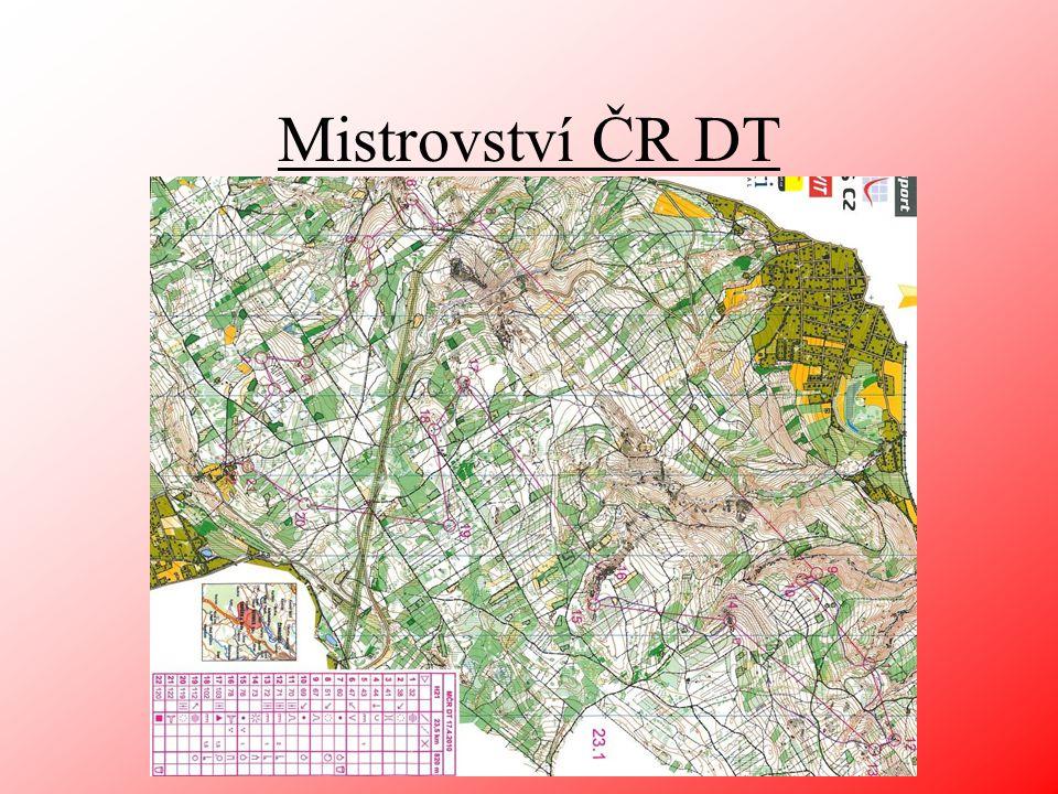 Mistrovství ČR DT