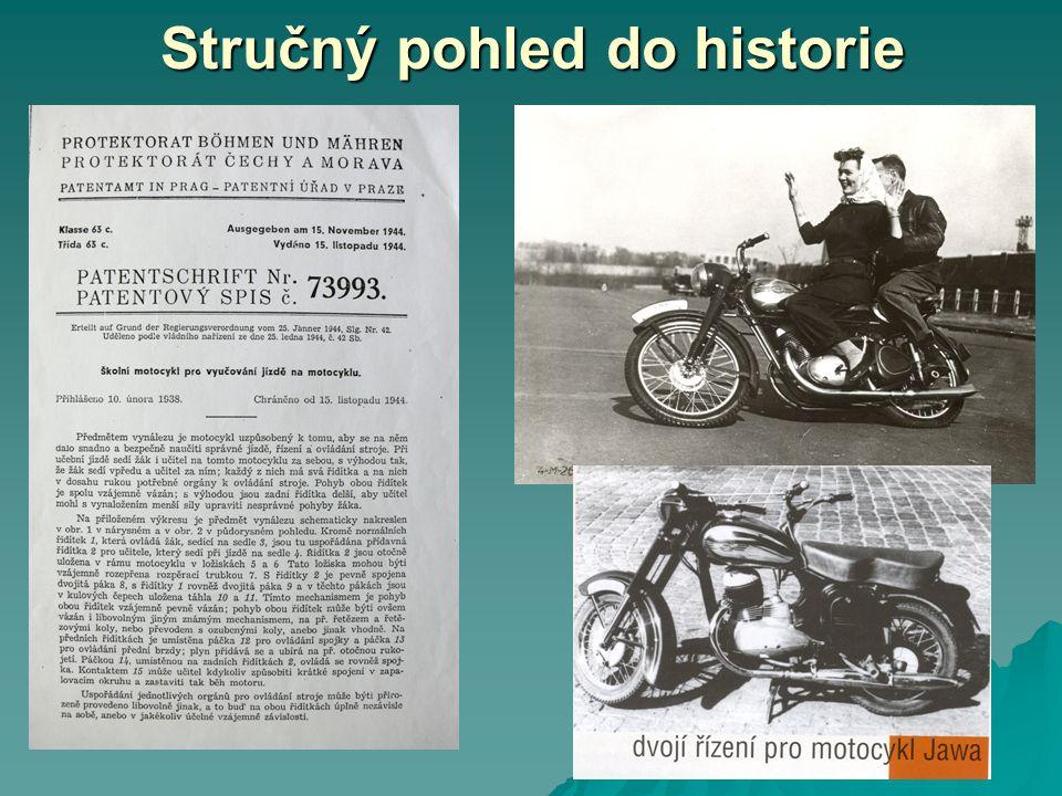 Stručný pohled do historie