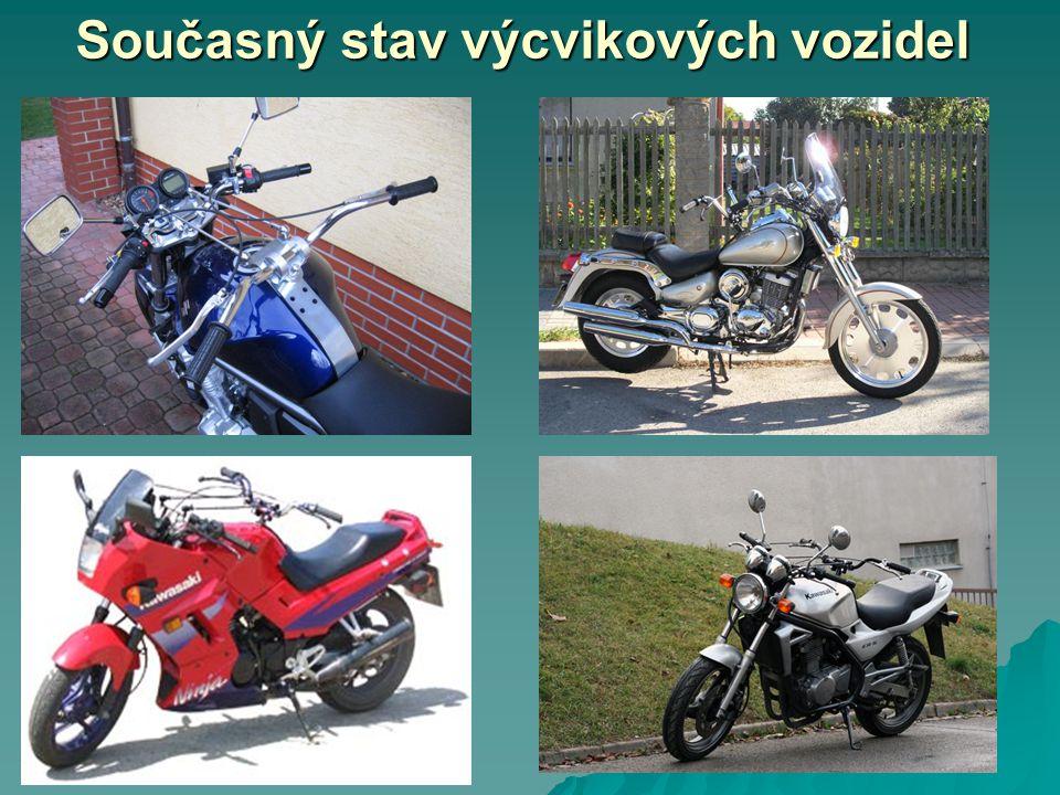 Výcvik řidiče motocyklu s přítomností učitele na výcvikovém vozidle opatřeném druhým ovládáním  výcvik se omezuje pouze na povinný minimální počet hodin (13)  žadatel absolvuje celý výcvik v tandemu s učitelem  žádnou část výcviku neabsolvuje samostatně  část výcviku je nahrazována řidičským trenažérem