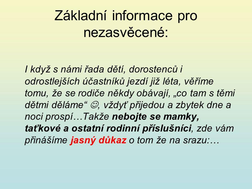 Konec  ©Trčis foto Trčis, Bobo, Helča, Selka