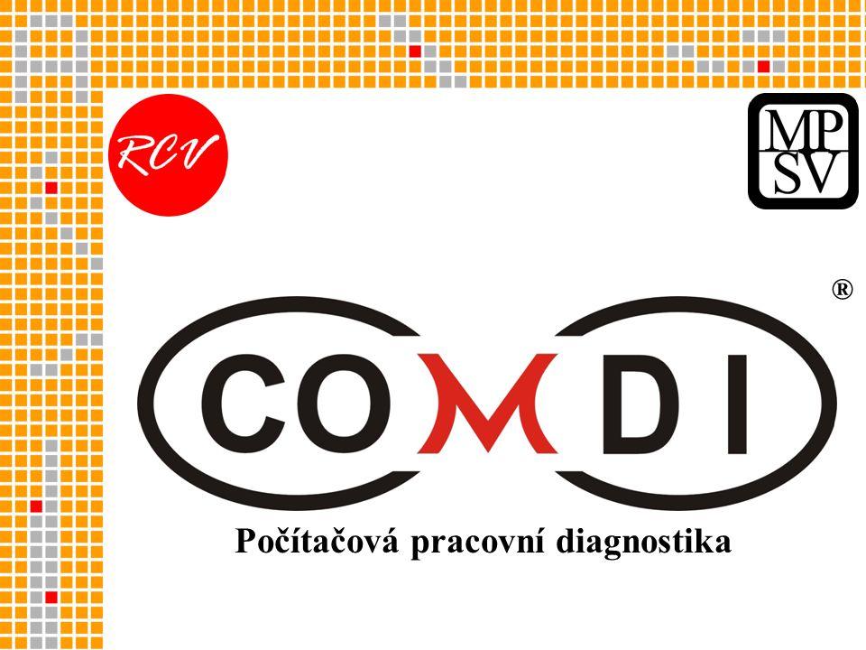 Počítačová pracovní diagnostika ®
