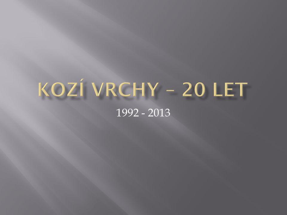 1992 - 2013