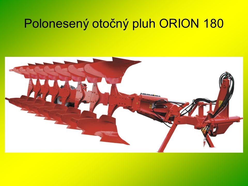 Polonesený otočný pluh ORION 180