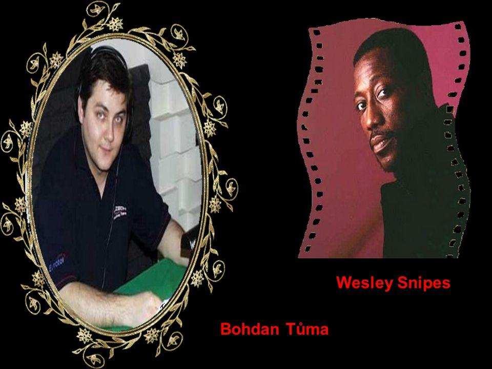 Wesley Snipes Bohdan Tůma