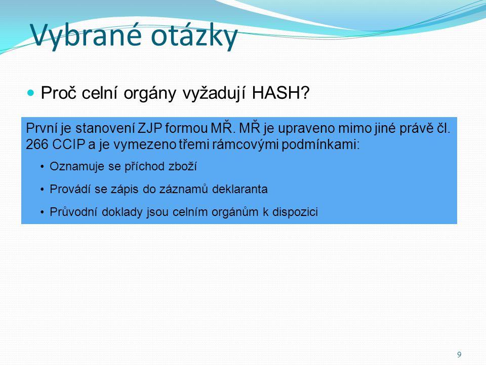  Jaký je rozdíl mezi HASH a dokumentu v el.podobě.