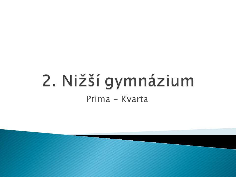 Prima - Kvarta