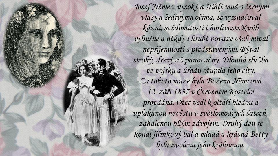 Josef Němec, vysoký a štíhlý muž s černými vlasy a šedivýma očima, se vyznačoval kázní, svědomitostí i horlivostí.Kvůli výbušné a někdy i hrubé povaze