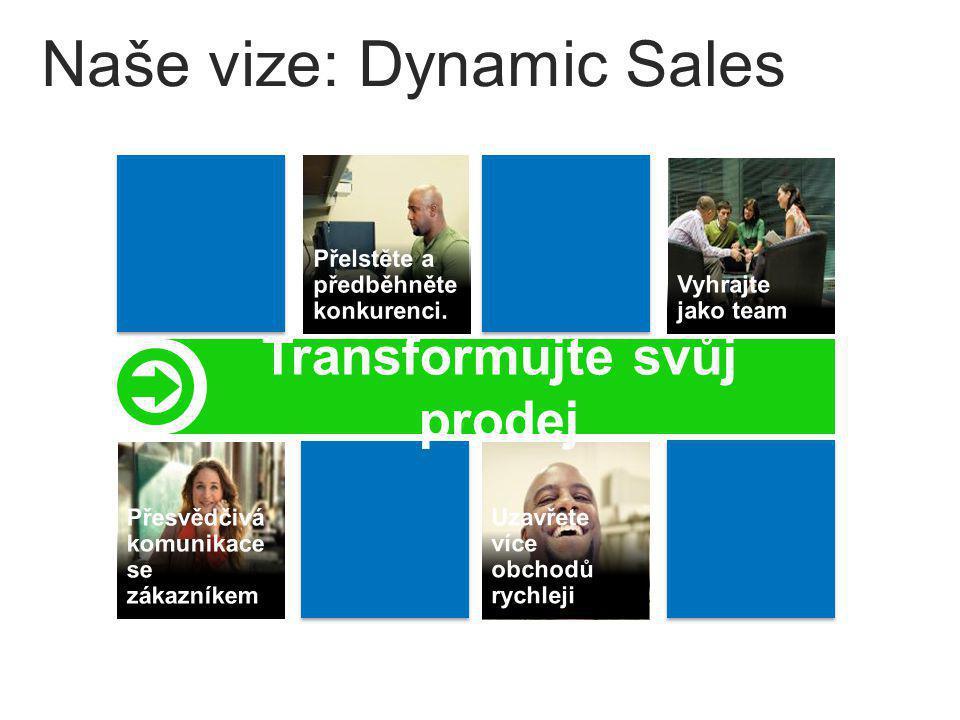Naše vize: Dynamic Sales