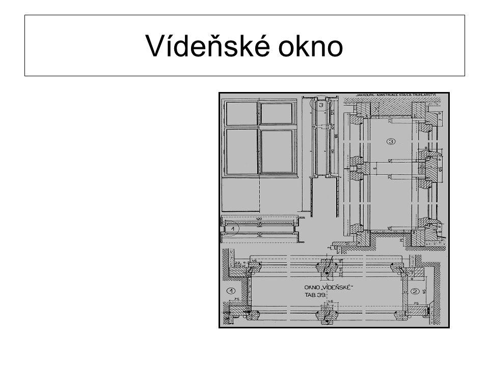 Vídeňské okno