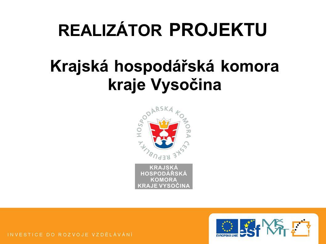 PARTNER PROJEKTU Vysočina Education, školské zařízení pro další vzdělávání pedagogických pracovníků a středisko služeb školám, příspěvková organizace