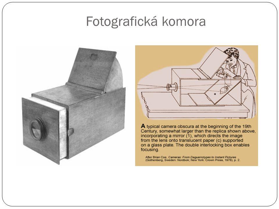 Fotografická komora